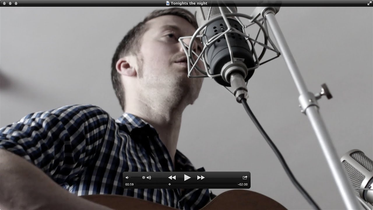 Matthew The Oxx - Tonight\'s The Night (live session) - YouTube