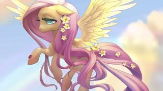 [ilysabeth] Fluttershys Lullaby 20% cooler [Fireflies Parody Fluttershy