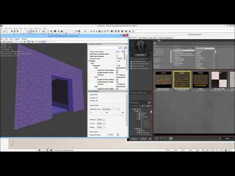 Sketchup to Unreal Development Kit including textures and collision