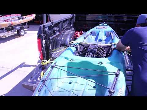 How To Tie Down Your Kayak to Your Truck Bed
