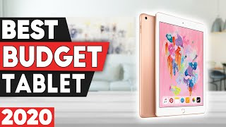 Best Budget Tablets in 2020 | 5 Best Cheap Tablets