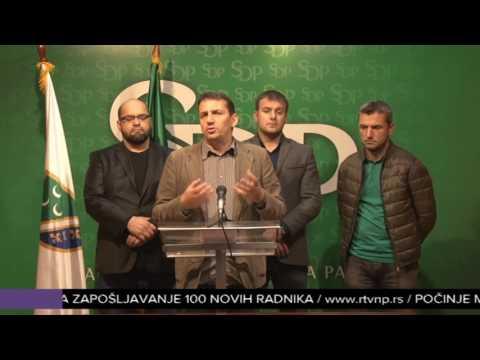 SDP osuđuje rušenje džamije u Zemun polju