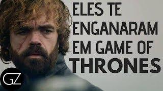 Game of Thrones te ENGANOU o tempo todo!