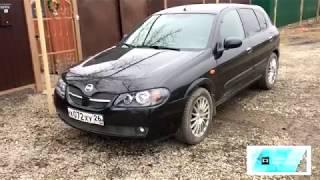 Обзор Nissan Almera II N16 - YouTube