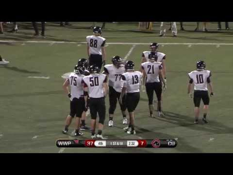 Chapman University Football vs. Whitworth - Full Game