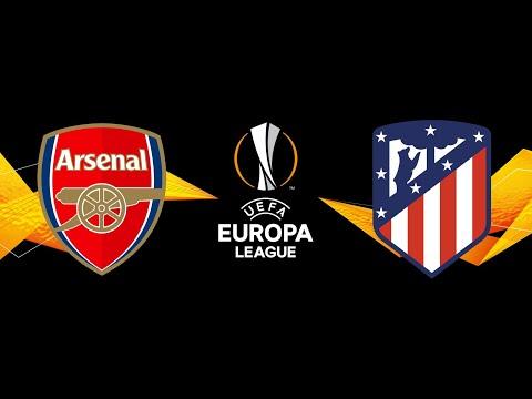 Arsenal vs Atletico Madrid | Europa League 2018 Semi Final 1st Leg | FIFA 18 Prediction