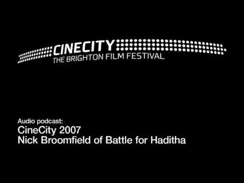 CineCity podcast: Nick Broomfield Part 1 of 4