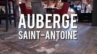 Auberge St Antoine - Québec City