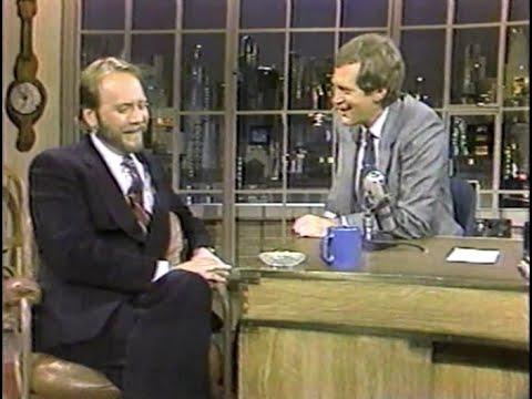 Martin Mull on Late Night, November 14, 1984