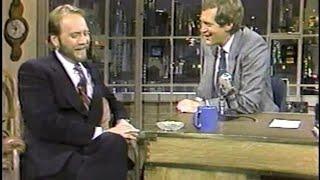 Martin Mull on Letterman, November 14, 1984