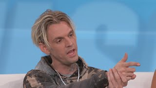 Why Does Aaron Carter Own So Many Guns?