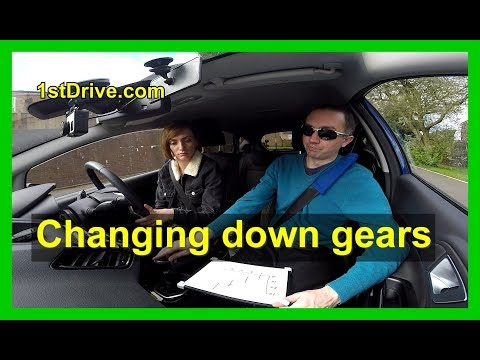 when to change gears in manual