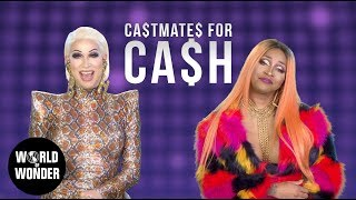 CA$TMATE$ FOR CA$H: Brooke Lynn Hytes and A'Keria C. Davenport