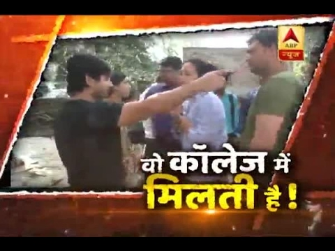 Sansani: Lady Singham with her anti-romeo team in action