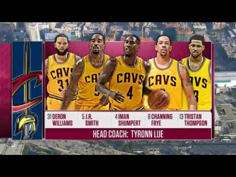 Cleveland Cavaliers vs LA Clippers - Full Game Highlights | March 18, 2017 | 2016-17 NBA Season