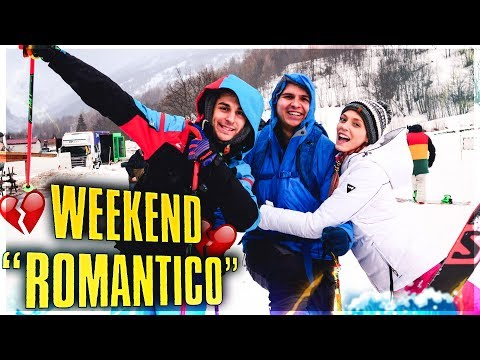 "WEEKEND ""ROMANTICO"" CON SASCHA & SABRINA IN MONTAGNA"