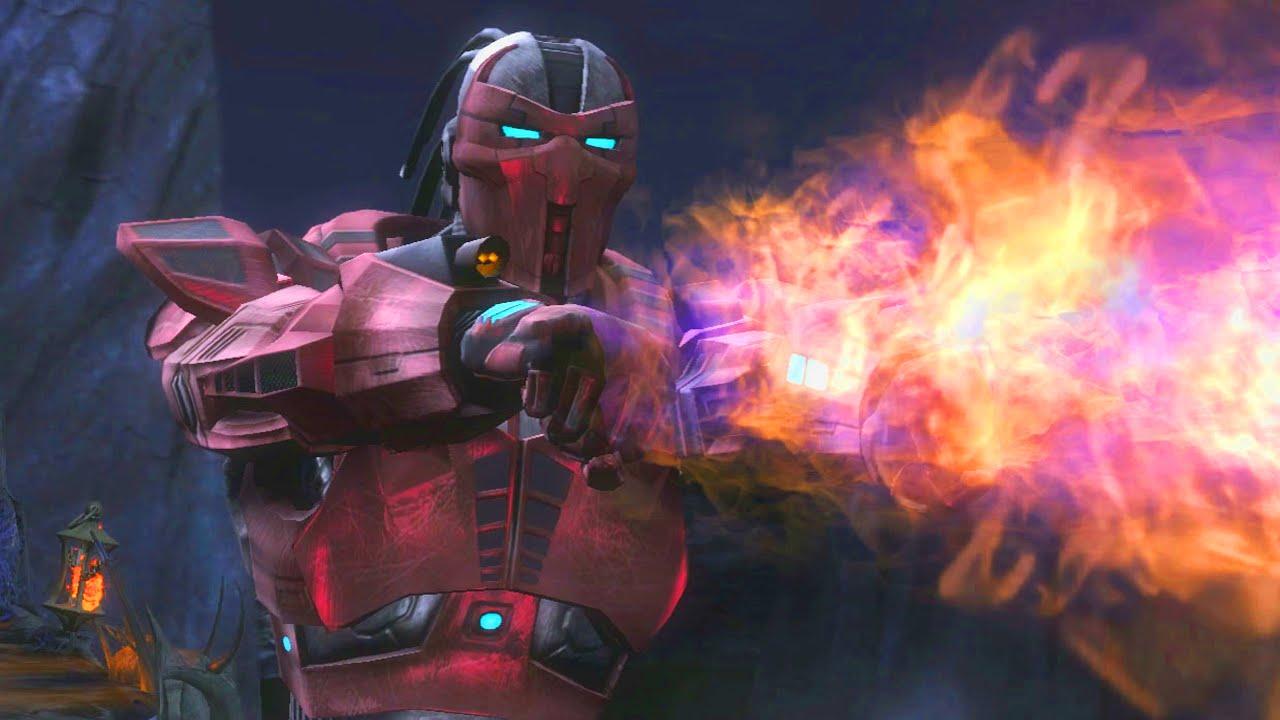 "ITS F*CKING SEKTOR! - Mortal Kombat X ""SCORPION"" Gameplay ..."