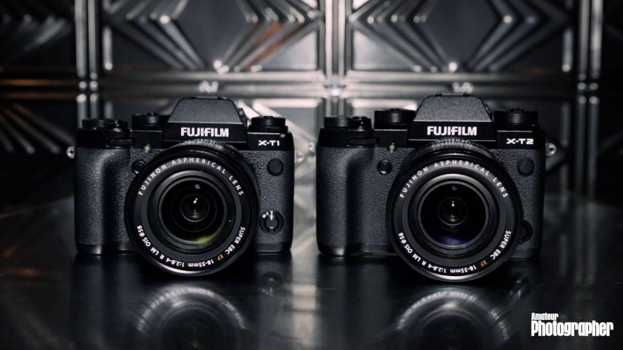 New Fujifilm X T2 Mirrorless Flagship Camera Youtube Xt2 Body Only