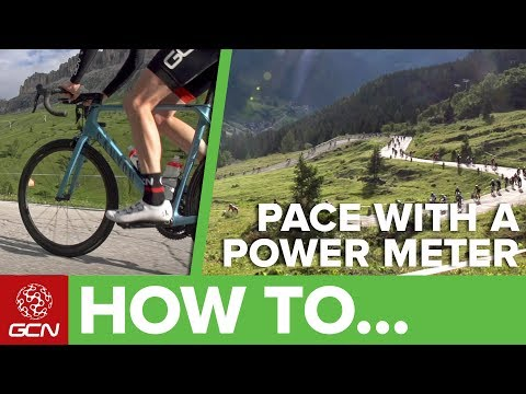 How To Pace A Sportive With A Power Meter