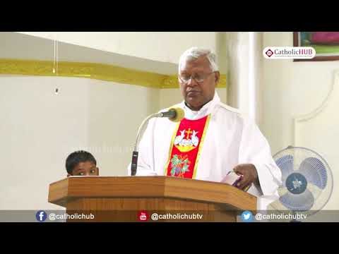 English Mass @ St Anthony's Church, Venkatapuram, Sec bad, Hyd,TS,INDIA 08 08 18