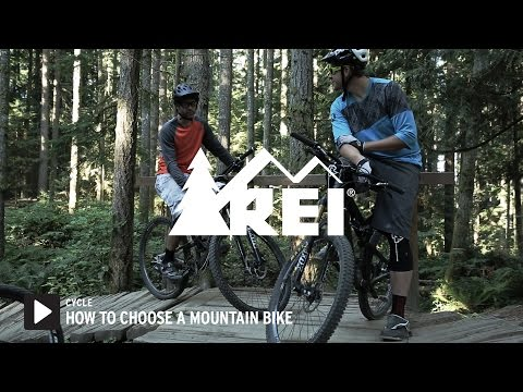 How to Choose Mountain Bikes