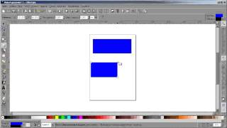 Уроки Inkscape: Как рисовать прямоугольники и квадраты в Inkscape