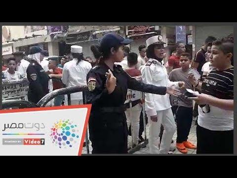 الشرطة النسائية تمنع التحرش وتؤمن دخول الفتيات سينما مترو  - 16:54-2019 / 6 / 5