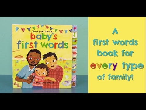 Introducing Baby's First Words - YouTube