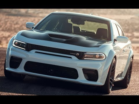 2020 Dodge Charger Scat Pack Widebody – American Muscle Car !!!