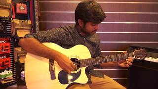 Airtel | Fingerstyle Guitar | Cover | nVolve Music | Asher Thomas