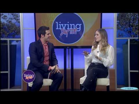 Jackie Evancho - Living Dayton - Apr, 2018