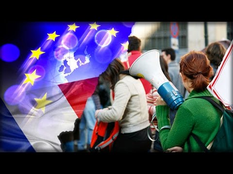 EU COLLAPSE! BRUSSELS INSIDER CLAIMS FRANCE IS NEXT TO LEAVE