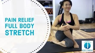 EASY PAIN RELIEF TOTAL BODY STRETCH - 통증완화 스트레칭