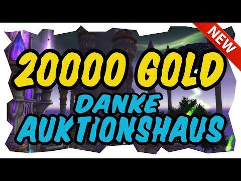 EASY GOLD FARMEN - Danke Auktionshaus - Legion 7.3