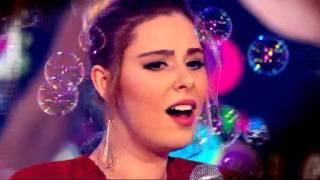 Tuğçe Tayfur Huzurum Kalmadı İşte Benim Stilim All Star 90 Bölüm Gala