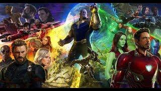 «Мстители: Война бесконечности» 2018 Дуб. тизер-трейлер
