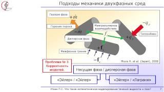 П.С. Уткин. Что такое математическое моделирование течений жидкости и газа? 18 марта 2014