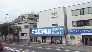 山陽電気鉄道 舞子公園→西舞子 SANYO Railway  Maiko-park → West-Maiko(Akasi Strait Bridge)