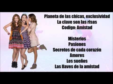 Violetta - Codigo Amistad (KARAOKE)
