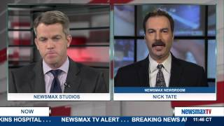"Newsmax Now | Nick Tate joins Newsmax Now for ""Nick's Health Minute."""