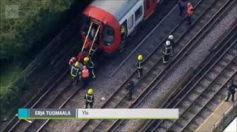 Yle Mtv: Lontoon Metron Terrori-iskut