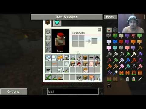 Minecraft Mods Mega Serie 005 - Broca Mining Drill, Espansão Da Casa
