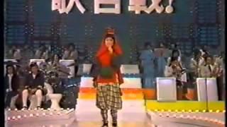 """""""越後獅子の唄""""(ものまね)は、可愛らしい衣装の森昌子さんと、それを..."""
