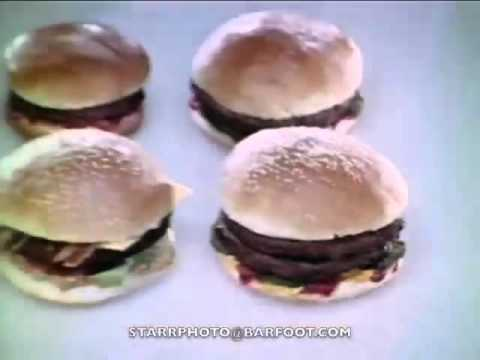A&W Rootbeer tv commercial 1972
