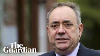Alex Salmond to give evidence at hearing into botched inquiry against him - watch live