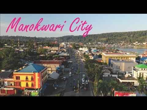 Video Udara Kota Manokwari Papua Barat 2018, Manokwari Dengan Julukan Kota Injil di Papua