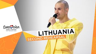 The Roop - Discoteque - Second Rehearsal - Lithuania 🇱🇹 - Eurovision 2021
