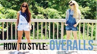 How to Style: Overalls Thumbnail