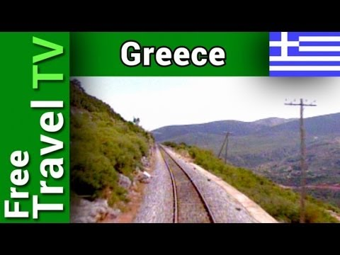 Free Travel 12 - Greece - Narrow Mountains