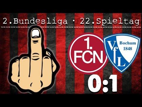 22. Spieltag • 1. FC Nürnberg : VfL Bochum